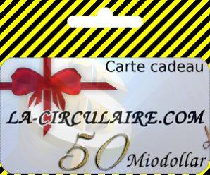 Gift Card | La-Circulaire