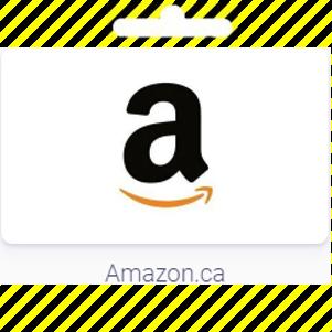 Amazon | Gift Card