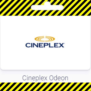 Gift card | Cineplex Odeon