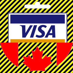 Pay Your Canadian VISA with Bitcoin