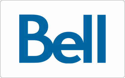 Bell Mobility Top-up Pin (Electronic Delivery)