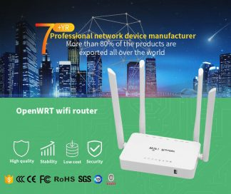 Intelligent router