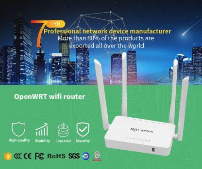 Intelligent router